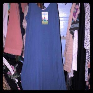 NWT tank dress